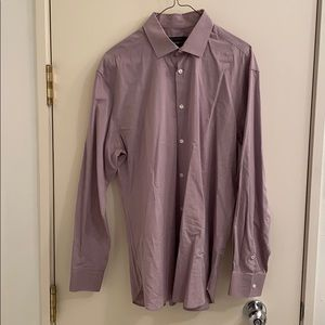John Varvatos men's dress shirt - Lavender